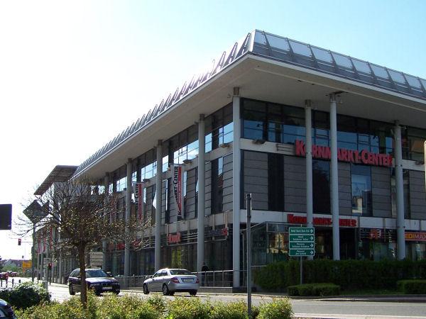 Bautzen Kornmarkt-Center