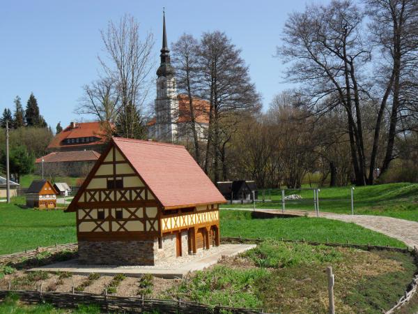 Umgebindehauspark - Cunewalde